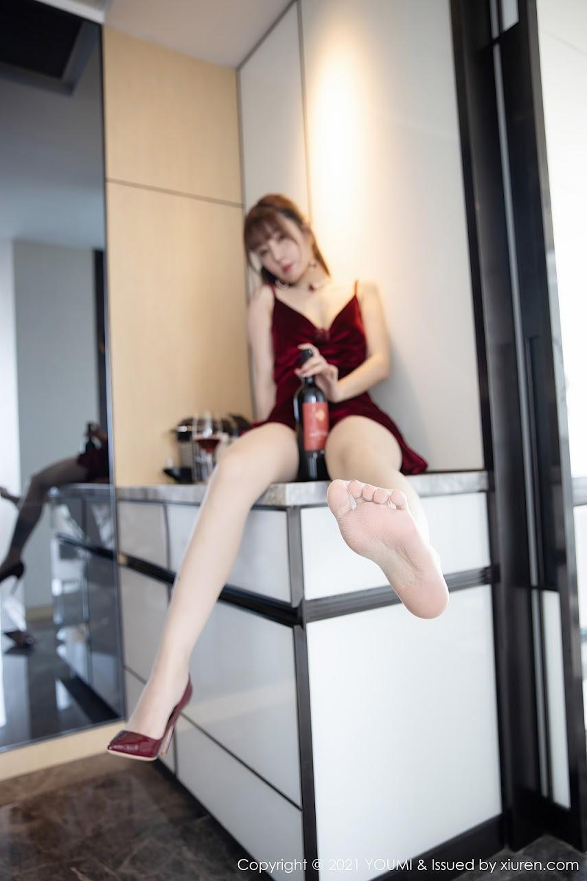 [YM]588[Y].rar.Cover.jpg [YouMi] 2021-01-13 Vol.588 Wang Yuchun youmi 05070